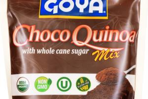 CHOCO QUINOA MIX WITH WHOLE CANE SUGAR