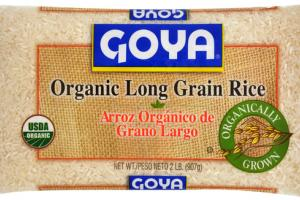 ORGANIC LONG GRAIN RICE