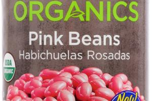 PINK BEANS WITH SEA SALT