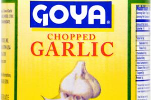 GARLIC CHOPPED