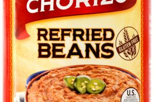 CHORIZO REFRIED BEANS