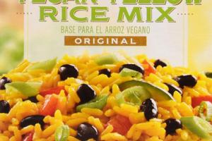 ORIGINAL VEGAN YELLOW RICE MIX