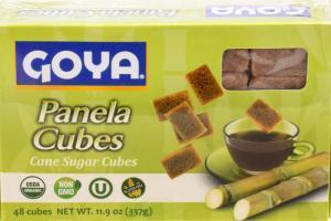 PANELA CANE SUGAR CUBES