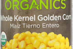 WHOLE KERNEL GOLDEN CORN