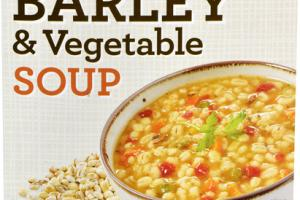 BARLEY & VEGETABLE SOUP