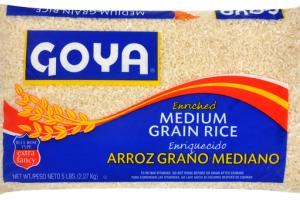 ENRICHED MEDIUM GRAIN RICE