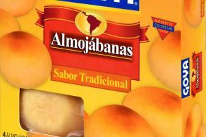 ALMOJABANAS (CHEESE DONUTS)
