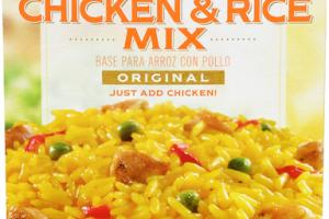 ORIGINAL CHICKEN & RICE MIX