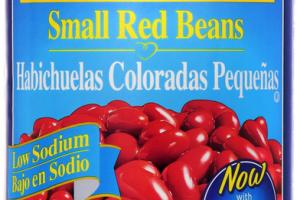 SMALL RED BEANS WITH SEA SALT
