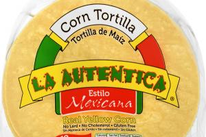 REAL YELLOW CORN TORTILLAS