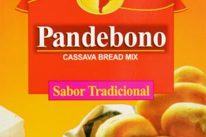 CASSAVA BREAD MIX