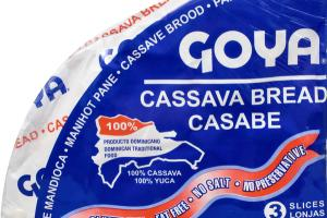 CLASSIC NATURAL CASSAVA BREAD