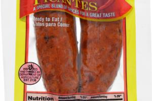 CHORIZOS NATURALLY SMOKED PICANTES