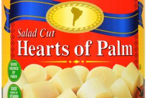 SALAD CUT HEARTS OF PALM