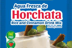 RICE AND CINNAMON INSTANT HORCHATA DRINK MIX