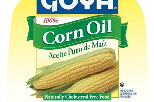 100% CORN OIL
