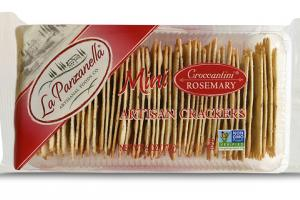 ROSEMARY MINI ARTISAN CRACKERS