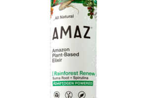 ALL NATURAL AMAZON PLANT-BASED ELIXIR