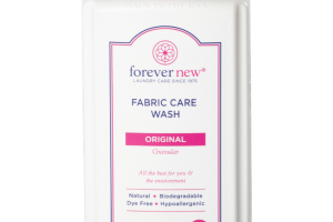 LAUNDRY FABRIC CARE WASH, ORIGINAL