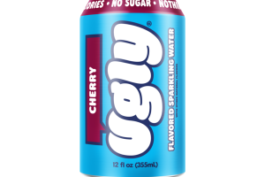 CHERRY FLAVORED SPARKLING WATER