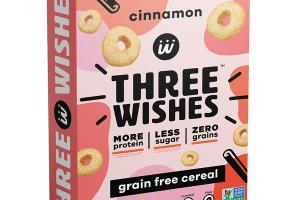 CINNAMON GRAIN FREE CEREAL