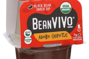 ADOBO CHIPOTLE BLACK BEAN SNACK DIP