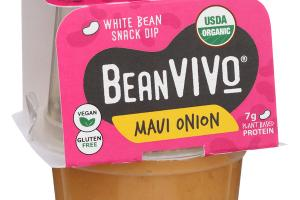 MAUI ONION WHITE BEAN SNACK DIP