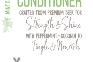 INVIGORATING CONDITIONER MINT & HERB