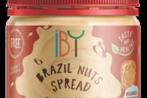 CINNAMON BRAZIL NUTS SPREAD