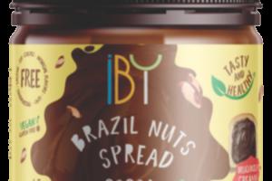BRAZIL NUTS + COCOA SPREAD
