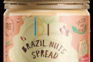 VANILLA BRAZIL NUTS SPREAD