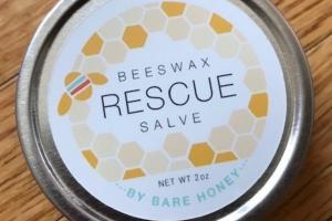 BEESWAX RESCUE SALVE