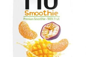 ORANGE MANGO PASSION FRUIT 100% FRUIT PREMIUM SMOOTHIE