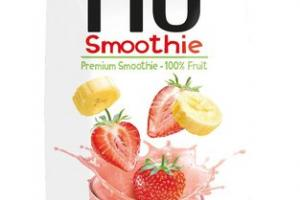STRAWBERRY BANANA PREMIUM 100% FRUIT SMOOTHIE