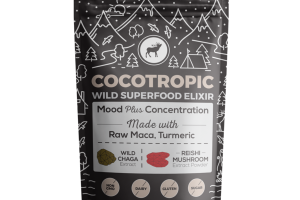 COCOTROPIC WILD SUPERFOOD ELIXIR REISHI MUSHROOM EXTRACT POWDER