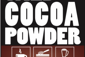 WILD COCOA POWDER