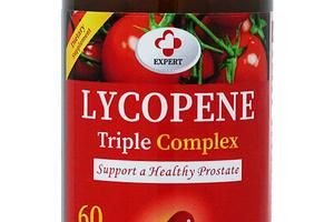 LYCOPENE TRIPLE COMPLEX SUPPORT A HEALTHY PROSTATE DIETARY SUPPLEMENT CAPSULES