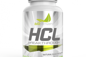 HCL BREAKTHROUGH NATURAL DIGESTIVE SUPPORT DIETARY SUPPLEMENT VEGGIE CAPS
