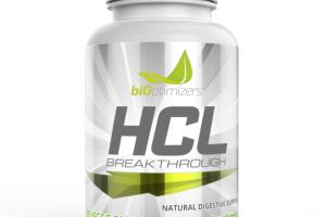 HCL BREAKTHROUGH NATURAL DIGESTIVE SUPPORT DIETARY SUPPLEMENT VEGGIE CAPS