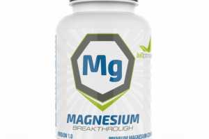 PREMIUM MAGNESIUM COMPLEX BREAKTHROUGH DIETARY SUPPLEMENT VEGGIE CAPS