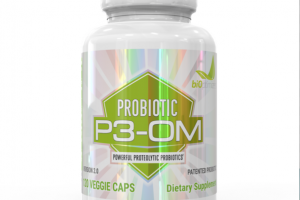 P3-OM POWERFUL PROTEOLYTIC PROBIOTICS DIETARY SUPPLEMENT VEGGIE CAPS