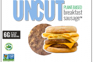 UNCUT PLANT-BASED BREAKFAST SAUSAGE