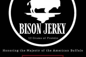 SPICY BISON JERKY