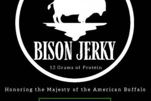 ORIGINAL BISON JERKY
