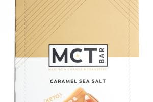 CARAMEL SEA SALT COLLAGEN PROTEIN BAR