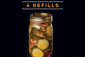 FIRE & SPICE 10 - MINUTE PICKLE KIT REFILLS