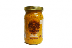WHOLE ROOT TURMERIC PASTE WITH BLACK PEPPER