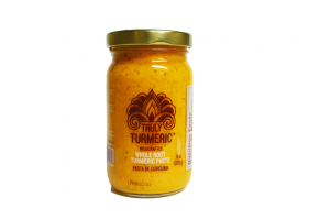 WHOLE ROOT TURMERIC PASTE