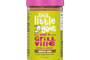 GRILLVILLE HERBY & SAVORY SPICE MIX