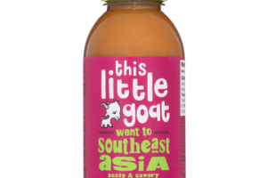 SOUTHEAST ASIA ZESTY & SAVORY EVERYTHING SAUCE